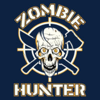 Zombie Hunter - Adult Fan Favorite Crew Sweatshirt Design