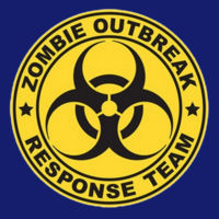 Zombie Response Team - Adult Fan Favorite T Design