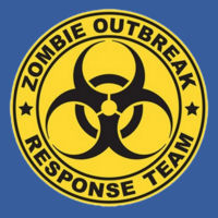 Zombie Response Team - Adult Fan Favorite Hooded Sweatshirt Design