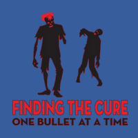 Finding The Cure - Adult Fan Favorite Crew Sweatshirt Design