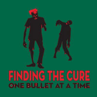 Finding The Cure - Adult Fan Favorite Hooded Sweatshirt Design