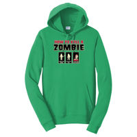How to Kill a Zombie - Adult Fan Favorite Hooded Sweatshirt Thumbnail