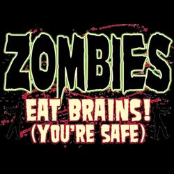 Zombies love brains copy Thumbnail